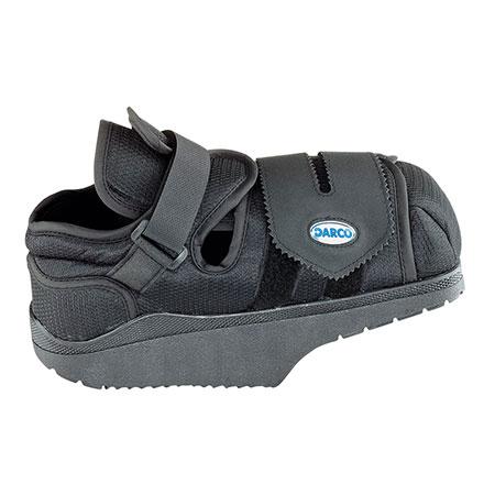 voorvoet ontlastende schoen van Darco