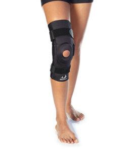 Kniebrace-patella-stabilizer