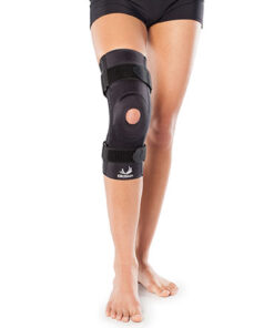 Kniebrace patella stabilizer