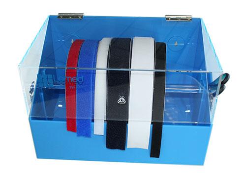 Klittenband box